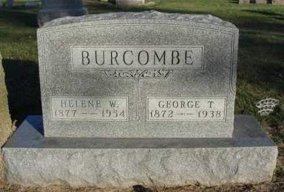 BURCOMBE, HELEN W. - Madison County, Iowa | HELEN W. BURCOMBE