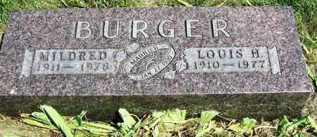 BURGER, LOUIS HERMAN - Madison County, Iowa | LOUIS HERMAN BURGER