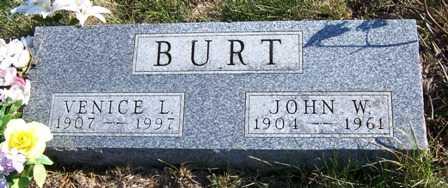 BURT, VENICE LENORE - Madison County, Iowa | VENICE LENORE BURT