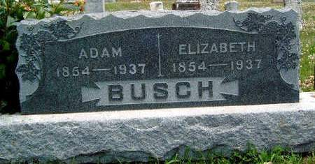 BUSCH, ELIZABETH - Madison County, Iowa | ELIZABETH BUSCH
