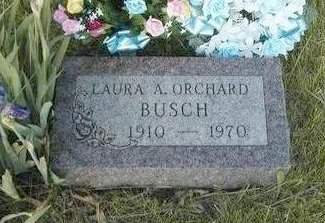 BUSCH, LAURA A. - Madison County, Iowa | LAURA A. BUSCH