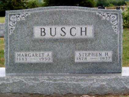 BUSCH, MARGARET ANNA - Madison County, Iowa | MARGARET ANNA BUSCH