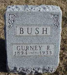 BUSH, GURNEY RAY - Madison County, Iowa | GURNEY RAY BUSH