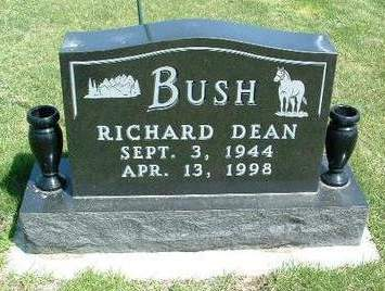 BUSH, RICHARD DEAN - Madison County, Iowa | RICHARD DEAN BUSH
