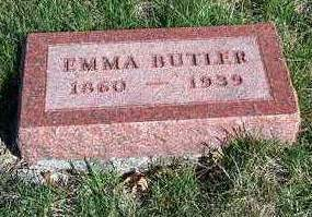 FLEMING BUTLER, EMMA HARRIET - Madison County, Iowa | EMMA HARRIET FLEMING BUTLER