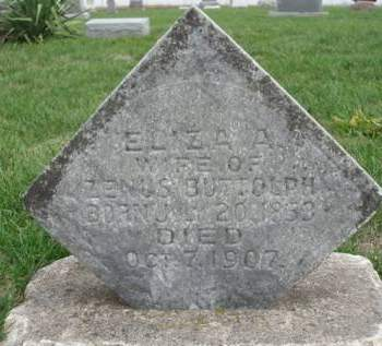 BUTTOLPH, ELIZA - Madison County, Iowa | ELIZA BUTTOLPH