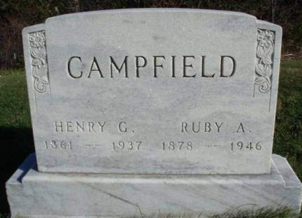 CAMPFIELD, RUBY ANN - Madison County, Iowa | RUBY ANN CAMPFIELD