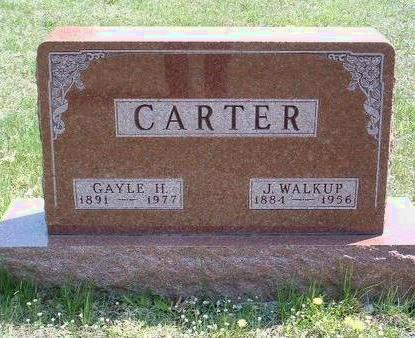 CARTER, GAYLE HAMILTON - Madison County, Iowa | GAYLE HAMILTON CARTER