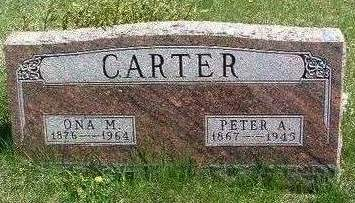 CARTER, ONA MAE - Madison County, Iowa | ONA MAE CARTER
