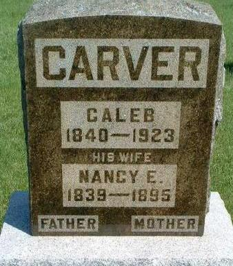 BOICOURT CARVER, NANCY ELIZABETH - Madison County, Iowa | NANCY ELIZABETH BOICOURT CARVER