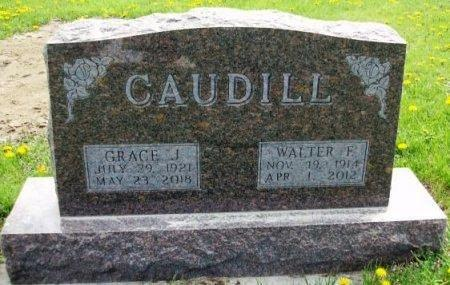 CAUDILL, GRACE J. - Madison County, Iowa | GRACE J. CAUDILL