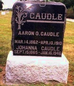 CAUDLE, AARON OWEN - Madison County, Iowa | AARON OWEN CAUDLE