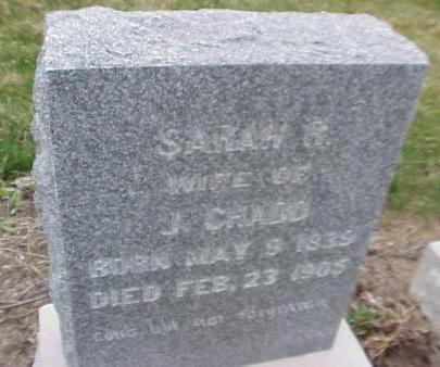 WHITMYER CHADD, SARAH REBECCA - Madison County, Iowa | SARAH REBECCA WHITMYER CHADD