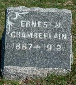 CHAMBERLAIN, ERNEST NELSON - Madison County, Iowa | ERNEST NELSON CHAMBERLAIN