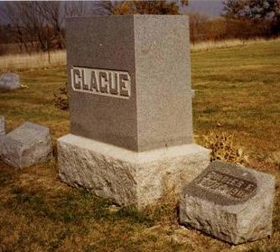 CLAGUE, FAMILY HEADSTONE - Madison County, Iowa | FAMILY HEADSTONE CLAGUE