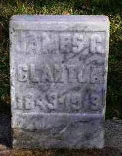 CLANTON, JAMES GREEN - Madison County, Iowa   JAMES GREEN CLANTON