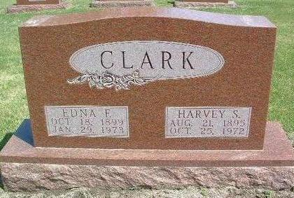MCDONALD CLARK, EDNA FRANCES - Madison County, Iowa | EDNA FRANCES MCDONALD CLARK