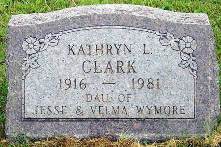 CLARK, KATHRYN L. - Madison County, Iowa | KATHRYN L. CLARK