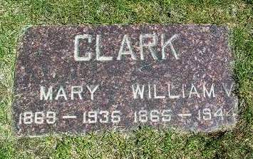 CLARK, WILLIAM VICTOR - Madison County, Iowa | WILLIAM VICTOR CLARK