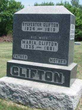 CLIFTON, MARIA - Madison County, Iowa | MARIA CLIFTON