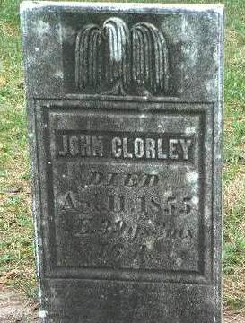 CLORLEY, JOHN - Madison County, Iowa | JOHN CLORLEY