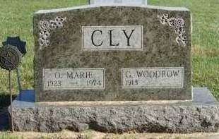 CLY, GEORGE WOODROW - Madison County, Iowa | GEORGE WOODROW CLY