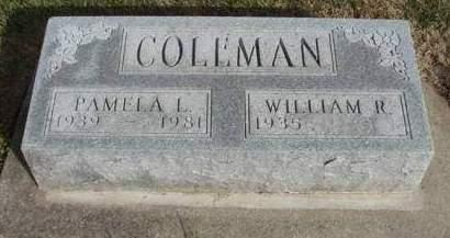 COLEMAN, WILLIAM R. - Madison County, Iowa | WILLIAM R. COLEMAN