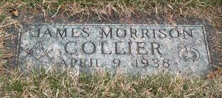 COLLIER, JAMES MORRISON - Madison County, Iowa   JAMES MORRISON COLLIER