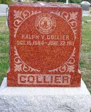COLLIER, RALPH V. - Madison County, Iowa   RALPH V. COLLIER