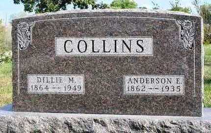 COLLINS, DRUSCILLA MAE (DILLIE) - Madison County, Iowa | DRUSCILLA MAE (DILLIE) COLLINS