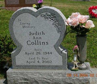 COLLINS, JUDITH ANN - Madison County, Iowa | JUDITH ANN COLLINS