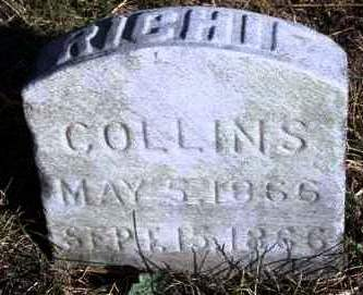 COLLINS, RICHIE - Madison County, Iowa | RICHIE COLLINS