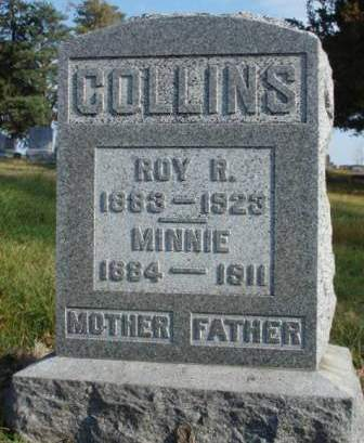 COLLINS, ROY RUSSELL - Madison County, Iowa | ROY RUSSELL COLLINS