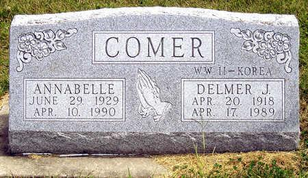 COMER, ANNABELLE - Madison County, Iowa | ANNABELLE COMER