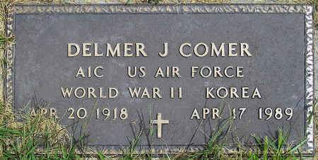COMER, DELMER J. - Madison County, Iowa | DELMER J. COMER