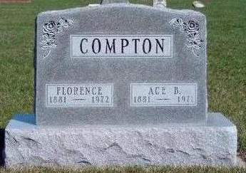 COMPTON, ASA B. (ACE) - Madison County, Iowa | ASA B. (ACE) COMPTON