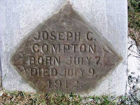 COMPTON, JOSEPH C. - Madison County, Iowa | JOSEPH C. COMPTON