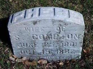 COMPTON, PHEBE - Madison County, Iowa | PHEBE COMPTON