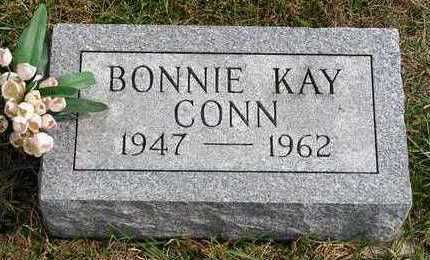 CONN, BONNIE KAY - Madison County, Iowa | BONNIE KAY CONN