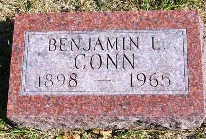 CONN, BENJAMIN LYON - Madison County, Iowa | BENJAMIN LYON CONN