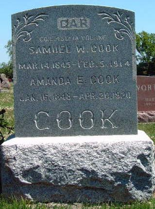 COOK, AMANDA E. - Madison County, Iowa | AMANDA E. COOK