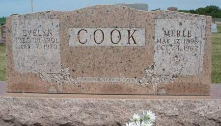 COOK, MERLE - Madison County, Iowa | MERLE COOK