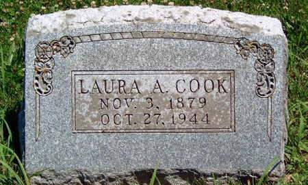 COOK, LAURA A - Madison County, Iowa | LAURA A COOK