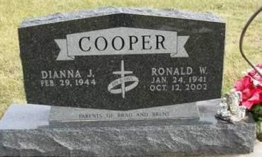 COOPER, RONALD W. - Madison County, Iowa | RONALD W. COOPER