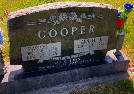 COOPER, MARILYN B. - Madison County, Iowa | MARILYN B. COOPER