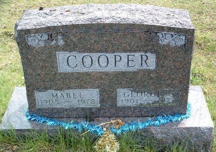 FAUX COOPER, MABEL DOROTHY - Madison County, Iowa | MABEL DOROTHY FAUX COOPER