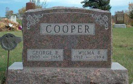 COOPER, WILMA B. - Madison County, Iowa | WILMA B. COOPER