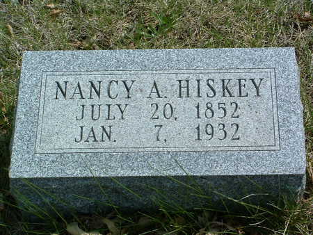 CORNELISON HISKEY, NANCY ANN - Madison County, Iowa | NANCY ANN CORNELISON HISKEY