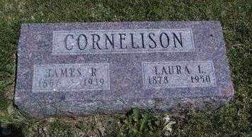 CORNELISON, JAMES R. - Madison County, Iowa | JAMES R. CORNELISON