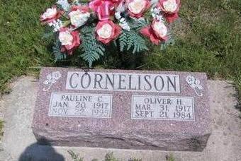 CORNELISON, OLIVER HAROLD - Madison County, Iowa | OLIVER HAROLD CORNELISON